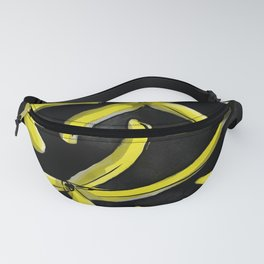 You can slip on a banana peel... Fanny Pack