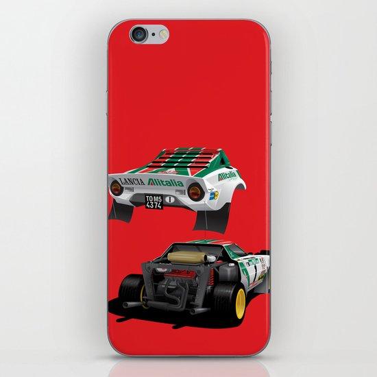 Lancia Stratos iPhone Skin