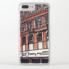 Philippines : Calvo Building Clear iPhone Case