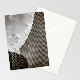 Texturized Brutalism Stationery Cards