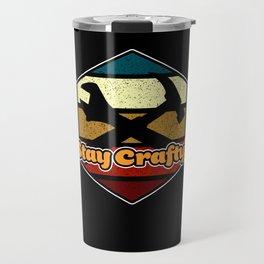 Craftsmanship Highest Quality Do it Yourself Tools Travel Mug
