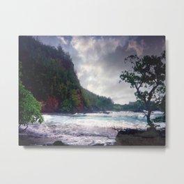 Hana Maui Metal Print