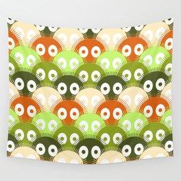 susuwatari pattern (color version) Wall Tapestry