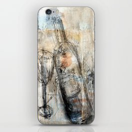 vino iPhone Skin