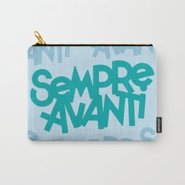 Sempre Avanti Carry-All Pouch