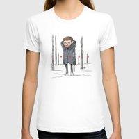 fargo T-shirts featuring Malvo - Fargo by Un respeto a las canas