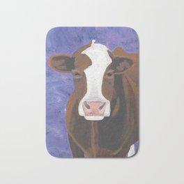 A Cow Named Beulah Bath Mat