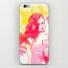 Cold Shoulder iPhone & iPod Skin