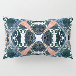 Spacious Time, Never Ask Why Pillow Sham