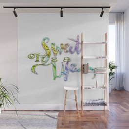It's a Sweet Life Wall Mural