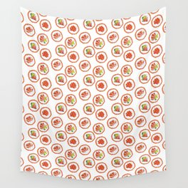 Tasty sushi Wall Tapestry