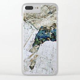 Dolerite 05 - Diving Platypus Clear iPhone Case