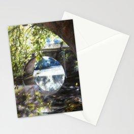 Rochapea's bridge, Pamplona Stationery Cards