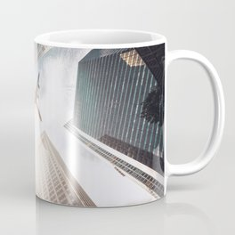 tall skyscraper in manhattan Coffee Mug