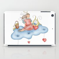 angel iPad Cases featuring Angel by Catru