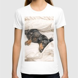Dog by Jessica Johnston T-shirt
