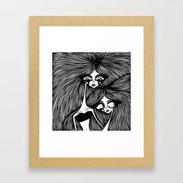 lullabelle'la 001 Framed Art Print