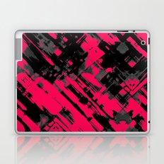 Hot pink and black digital art G75 Laptop & iPad Skin