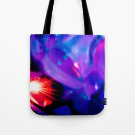 Bubble Light Tote Bag