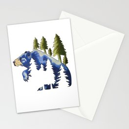 Ursus & Pine Stationery Cards