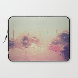 rainy reflections Laptop Sleeve