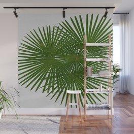 Fan Palm Wall Mural