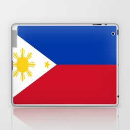 Flag of Philippines -Pilipinas,Filipinas,filipino,pinoy,pinay,Manila,Quezon Laptop & iPad Skin
