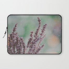 Lavender by the window Laptop Sleeve