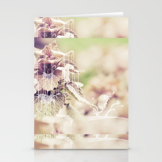 the fountain 2 Stationery Cards