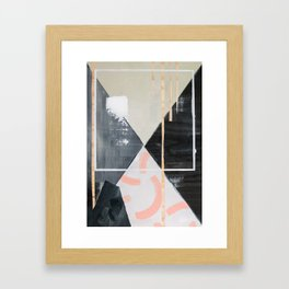 Marmalade Marbles IV Framed Art Print