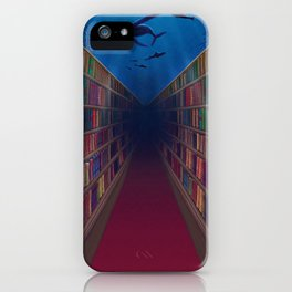Atlantide iPhone Case