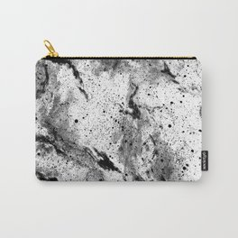 Galaxy (B/w inverted) Carry-All Pouch
