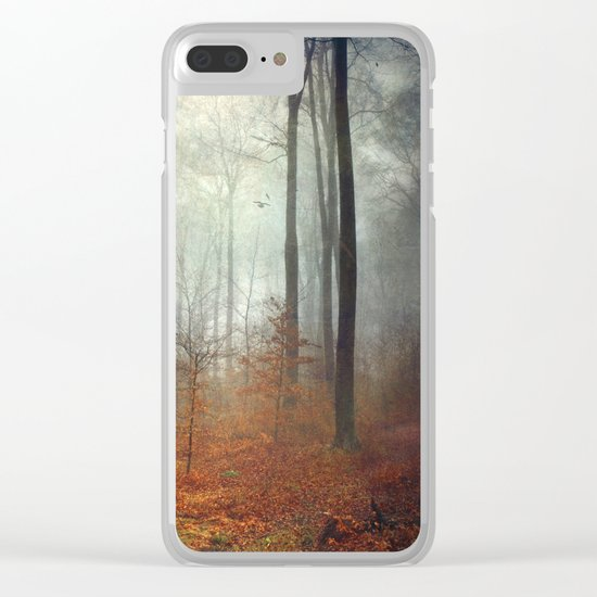 substance Clear iPhone Case