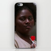 oitnb iPhone & iPod Skins featuring Taystee, OITNB by sinika