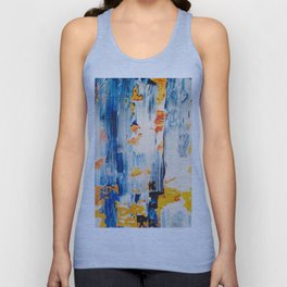 THREADED Unisex Tank Top