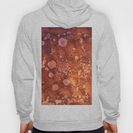 Craters of the Red Planet Hoody
