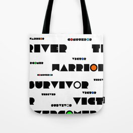Christian Soldier Tote Bag