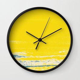 Parallel Worlds YB 032 Wall Clock