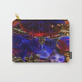Flower of creation Carry-All Pouch