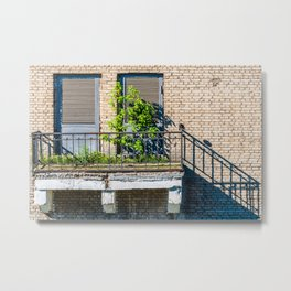 Juliet does not live here anymore... Metal Print