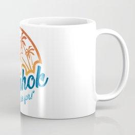 Visit Sanhok Today - PlayerUnknown Battlegrounds Coffee Mug