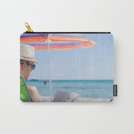 Il dolce far niente ~ the sweetness of doing nothing Carry-All Pouch