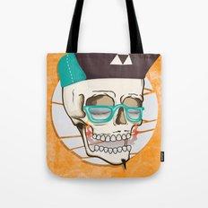 Hell Yeah Skull Tote Bag