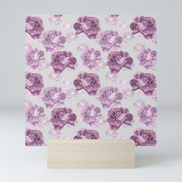Zephyr roses Mini Art Print