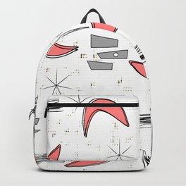 Boomerangs in Pink Backpack