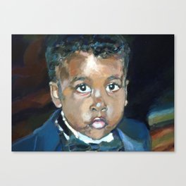 The Ring Bearer Canvas Print