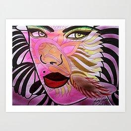 ALE 22 Art Print