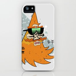 Barbas Party iPhone Case