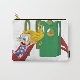 Slide of Terror Carry-All Pouch