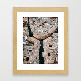 Italy -Parma Framed Art Print